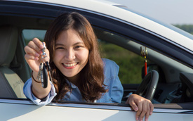 Du khách Trung Quốc đổ xô đến đảo Jeju (Hàn Quốc) chỉ để... thi bằng lái xe