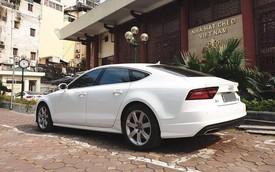 Đại gia Việt mất gần 1 tỷ đồng sau 2 năm dùng Audi A7 Sportback