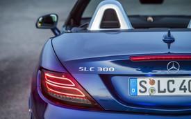 Mercedes-Benz SLC sẽ bị khai tử mà nguyên nhân là do... người Trung Quốc