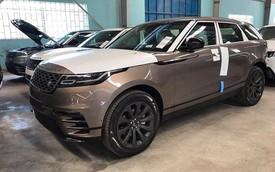 """Range Rover Velar 2018 chính hãng """"ngập kho"""" với đa dạng phiên bản"""