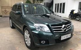 Nối gót nhiều xe sang, Mercedes-Benz GLK cũ giờ đây cũng rẻ như Toyota Vios