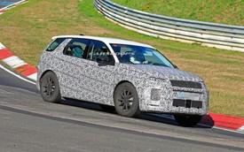 Land Rover hoàn thiện Discovery Sport facelift, chờ ngày thách thức BMW X3 và Audi Q5