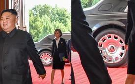 Ông Kim Jong Un bất ngờ tậu Rolls-Royce mới