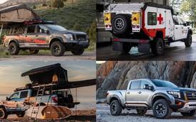8 phiên bản Nissan Titan độ chính hãng thách thức mọi chướng ngại