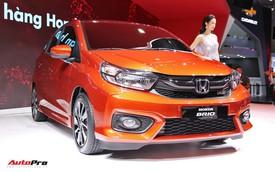 Honda Brio 2019 lên lịch về Việt Nam - Đối thủ giá rẻ mới tạo sức ép lên Toyota Wigo
