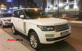 """Range Rover Supercharged đeo biển """"san bằng tất cả"""" của đại gia Sài Gòn"""