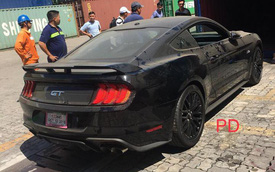 Ford Mustang GT 2019 đầu tiên cập bến Việt Nam