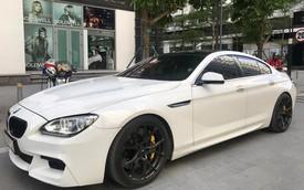 BMW 640i Gran Coupe 2012 độ 700 triệu tiền đồ được rao bán hơn 2,3 tỷ đồng