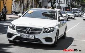 Rước dâu tại Sài Gòn: Khi cô dâu chú rể đi BMW nhưng bạn bè lại thích Mercedes-Benz