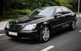 Mercedes-Benz S500 2004 giá 500 triệu đồng - Dùng xe Đức cũ hay xe Hàn mới?