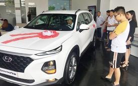"""Hyundai Santa Fe 2019 sẽ được bán với 6 phiên bản, thêm 2 bản """"full option"""" như khách Việt kỳ vọng"""
