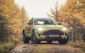 Đây là DBX - SUV đầu tiên của Aston Martin hứa hẹn về Việt Nam