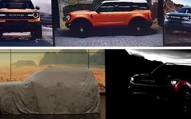 SUV cỡ nhỏ hoàn toàn mới của Ford lộ ảnh chính thức đầu tiên