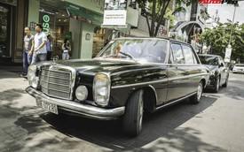 Mercedes-Benz 220 - Hàng hiếm hơn 40 năm tuổi của dân chơi Sài Gòn