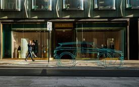 Land Rover nhá hàng Range Rover Evoque mới trước khi ra mắt vào tuần sau
