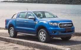 Ford Ranger bản 2 cầu số tự động tầm trung đầu tiên về Việt Nam, giá 779 triệu đồng