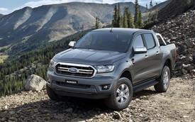 Ford Ranger và Everest chốt giá những phiên bản rẻ nhất tại Việt Nam