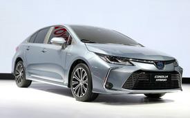 Xe bán chạy Toyota Corolla ra mắt bản sedan hoàn toàn mới - Pha lột xác ấn tượng của kẻ bảo thủ