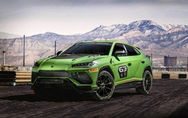 """Lamborghini tung 2 phiên bản """"dị biệt"""" của Urus và Aventador"""