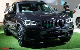 BMW X4 thế hệ mới sắp bán tại Việt Nam, đấu Mercedes-Benz GLC Coupe