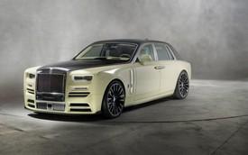 Mansory tung bản độ Rolls-Royce Phantom... ai thấy cũng chê