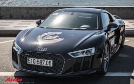 Cường Đô-la tậu Audi R8 V10 Plus từng của ông chủ cafe Trung Nguyên