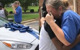 """""""Muốn con hay chữ, phải yêu lấy thầy"""": Vị phụ huynh hào phóng tặng cô giáo của con một chiếc ô tô hiệu Ford Focus để bày tỏ tấm lòng"""