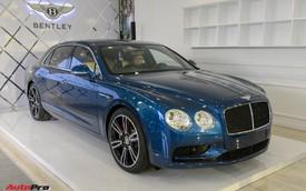 Bentley Flying Spur V8 S gần 17 tỷ đồng ra mắt tại Việt Nam