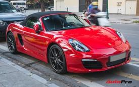 Porsche Boxster - Hàng hiếm cho đại gia Việt sành chơi