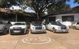Ông chủ cà phê Trung Nguyên trưng dàn Rolls-Royce, Bentley cùng loạt xe sang trị giá trăm tỷ đồng tại Buôn Ma Thuật