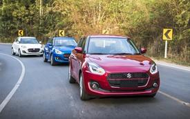 Suzuki Swift thế hệ mới nhập khẩu Thái Lan chốt lịch ra mắt tại Việt Nam