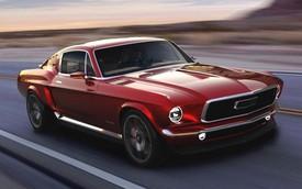 Sau Rolls-Royce, người Nga chuẩn bị trình làng Ford Mustang của riêng mình
