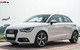 Chỉ đắt hơn Vios 17 triệu đồng, Audi A1 2010 có gì đáng chờ đợi?