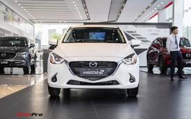 Mazda2 mới chốt lịch ra mắt tại Việt Nam, lộ giá chính thức cao nhất 607 triệu đồng cho màu đỏ như CX-5
