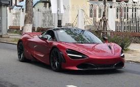 """McLaren 720S màu đỏ duy nhất tại Việt Nam """"ghé chân"""" Đà Nẵng trước khi về tay chủ nhân tại Sài Gòn"""