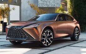Lexus đang phát triển siêu SUV cạnh tranh Lamborghini Urus?