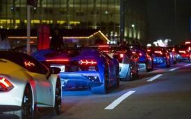 Hơn 200 siêu bò quần tụ - Ngày hội mà bất kỳ tín đồ Lamborghini nào cũng ước một lần góp mặt