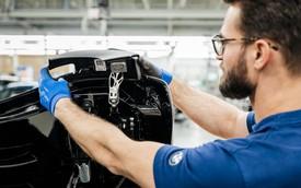 BMW i8 hay Rolls-Royce Phantom sẽ được in 3D