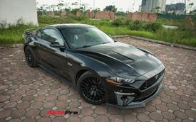 """[Big Photo] Diện kiến """"ngựa hoang"""" Ford Mustang GT 2019 đầu tiên Việt Nam, giá hơn 4 tỷ đồng"""