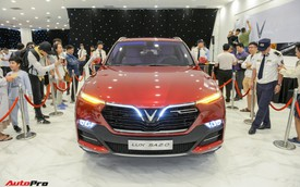 Khách Việt ồ ạt đặt xe VinFast và chủ yếu là mẫu xe này