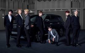 Hyundai mời ban nhạc đồng hương đình đám BTS làm đại sứ toàn cầu cho SUV cỡ lớn Palisade