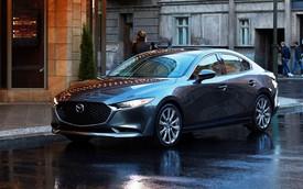 Lộ ảnh trần trụi Mazda3 2019 trước giờ G: Động cơ mới, thiết kế như xe sang châu Âu