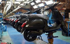 """Bên trong nơi sản xuất xe máy """"không dành cho số đông"""" tại Việt Nam"""