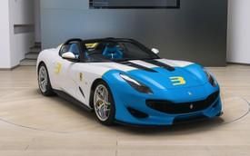 Ferrari SPCJ3 - Siêu xe độc nhất vô nhị đại gia khét tiếng