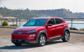 Hyundai Kona chiếm ưu thế trong cuộc đua Xe tốt nhất Bắc Mỹ 2019