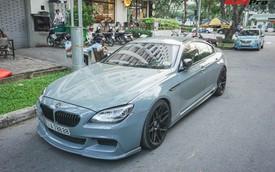 BMW 640i Gran Coupe độ Hamann hầm hố, đeo biển tứ quý 8 của dân chơi Sài Gòn