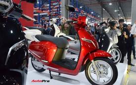 Ra mắt VinFast Klara: Xe máy điện thông minh đi 80 km/sạc và nhanh nhất 50 km/h