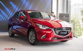 Ra mắt Mazda2 2018: Màu mới, nội thất sáng màu, thêm công nghệ, giá cao nhất 607 triệu đồng