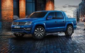 Volkswagen ra mắt bán tải đắt hơn cả Mercedes-Benz X-Class