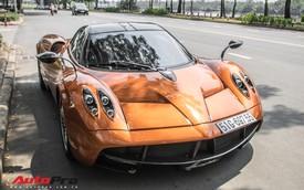 """Lộ giá thật siêu xe Pagani Huayra của Minh """"nhựa"""": Khác xa con số 78 tỷ đồng"""